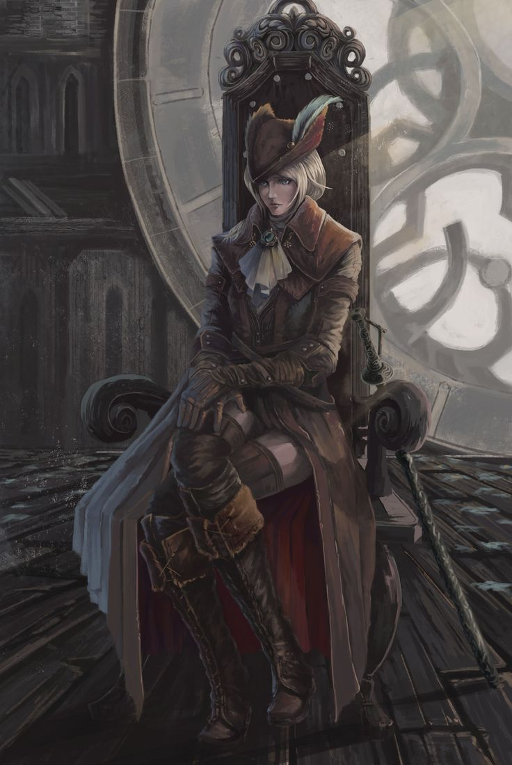 1177 Best Images About Bloodborne On Pinterest