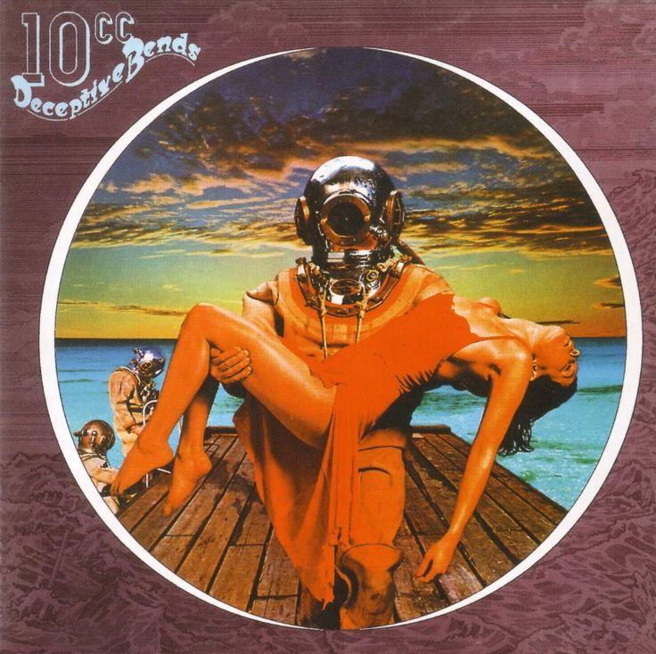 10cc Deceptive Bends Pop Rock Albums Greatest Album
