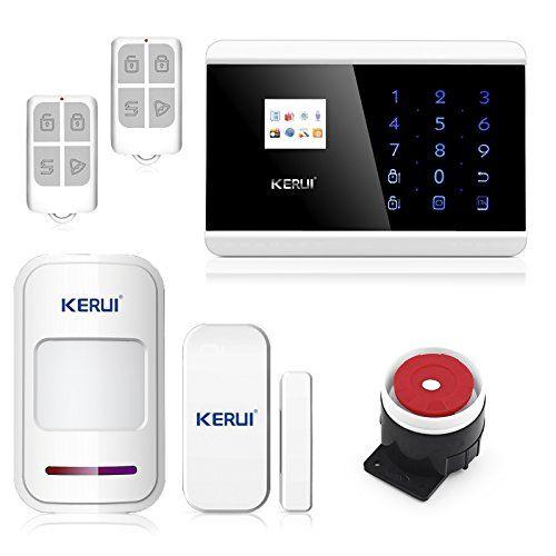 High Definition Night Vision Bulb Camera w/WiFi | GSM <b>Alarm</b> ...