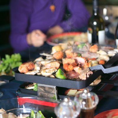 La raclette : menu suggéré