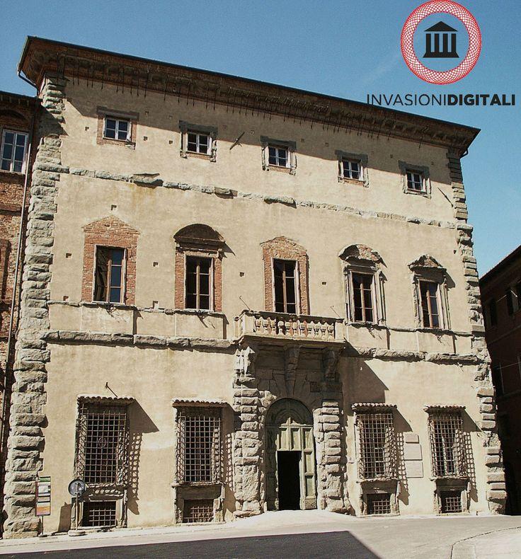 Palazzo della Corgna #invasionidigitali #invadiCdp
