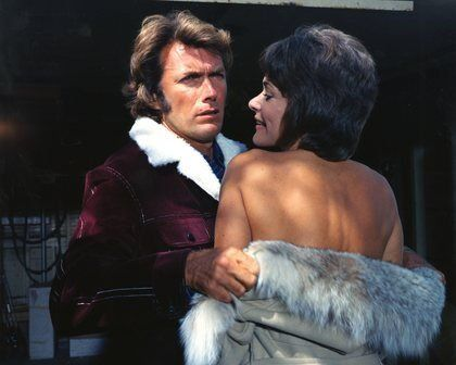 Play Misty For Me.   Clint Eastwood, Jessica Walter, Donna Mills.  JW is precise and scary as a one-night stand that won't go away....(Filmed in Carmel...nice)