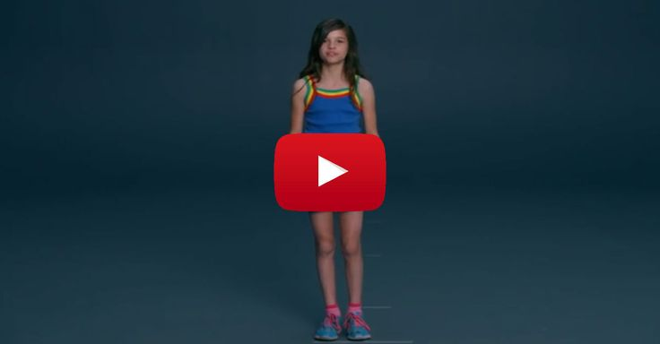 """Now THIS Is A Commercial EVERY Woman Should See. I'm Blown Away!  - Doing something """"like a girl"""" is NOT a bad thing. Change the way people view women and themselves."""
