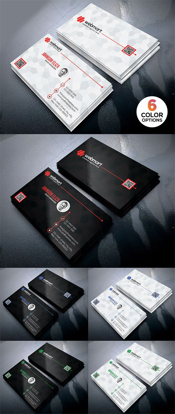 Free Multi Purpose Business Card Templates Psd Simple Business Cards Business Card Psd Free Business Card Mockup