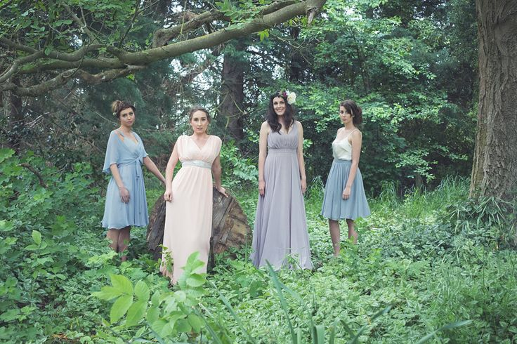 ViCTOR Bridesmaid dresses