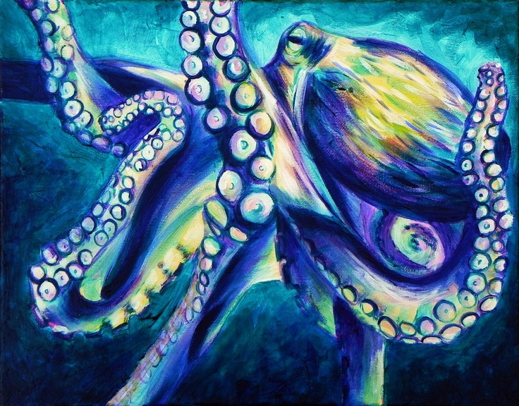 392 best images about Octopus and Squid on Pinterest   The ...