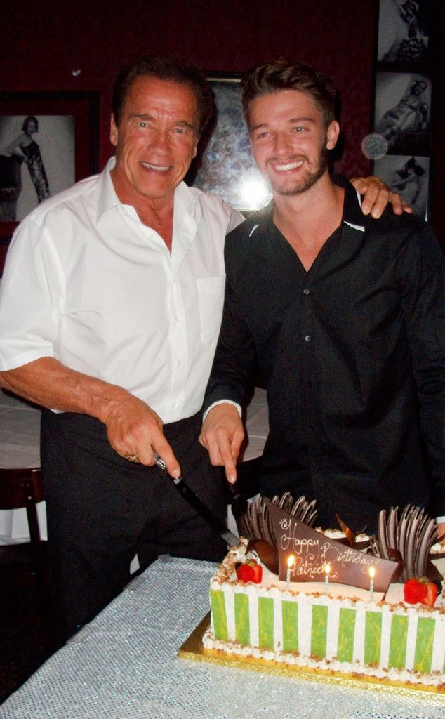 Patrick Schwarzenegger Celebrates His 21st Birthday in Las Vegas With Dad Arnold—See the Pics!  Arnold Schwarzenegger, Patrick Schwarzenegger