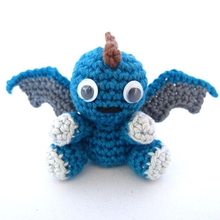 25 best Einhorn images on Pinterest | Amigurumi patterns, Crochet ...