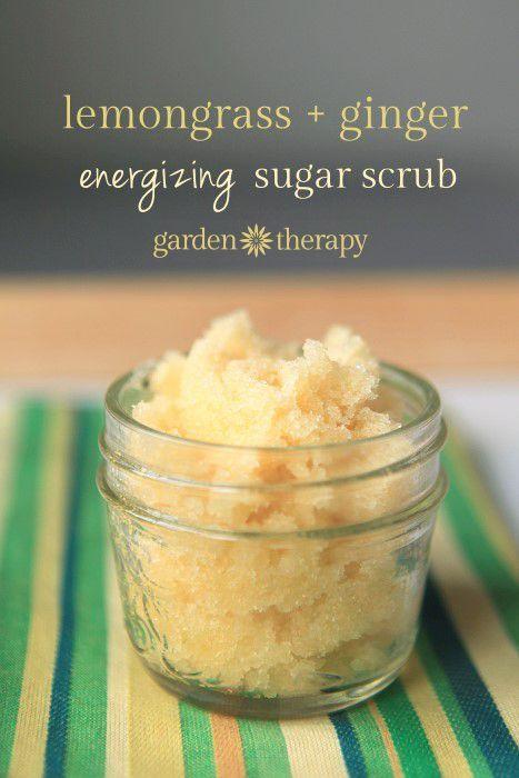 garden therapy Simple Sugar Scrub Recipe in Two Energizing Scents http://gardentherapy.ca/sugar-scrub/ via bHome https://bhome.us