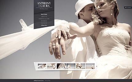 Antony Laura Joomla Templates by Mercury
