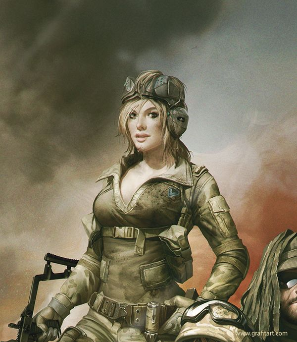 Happy but not sexual?  how novel!    Warface characters | Create your own roleplaying game books w/ RPG Bard: www.rpgbard.com