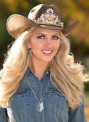 Lauren Heaton, Miss Rodeo Oklahoma 2014.