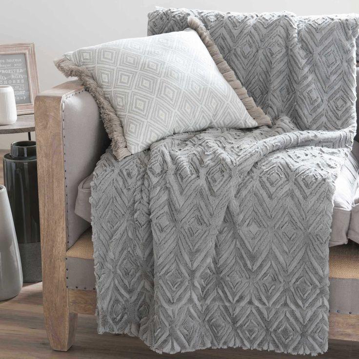 25 beste idee n over grijze sprei op pinterest beddesprei grijs beddengoed en donkere - Lakens en sprei ...