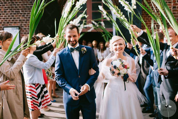 beautiful wedding / happiness and love / fot. Bajkowe Śluby