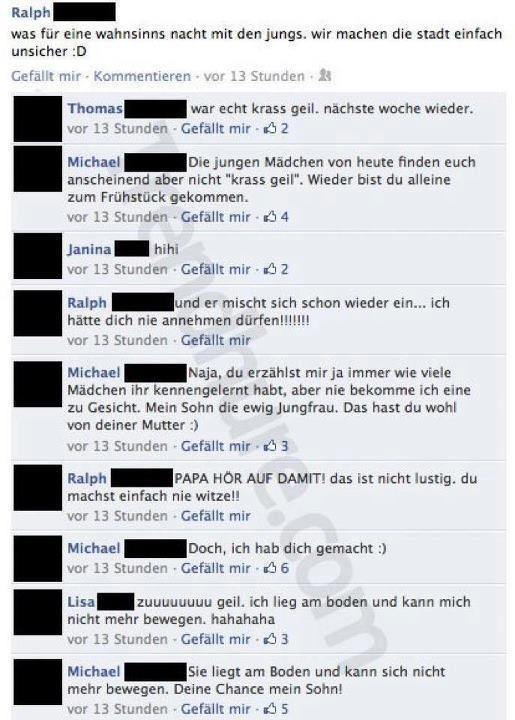 Dad & Facebook