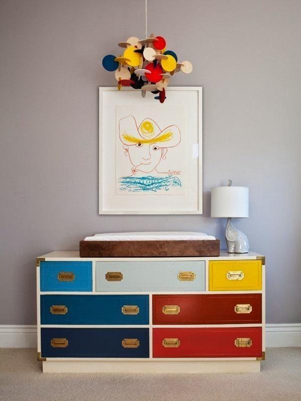 Mejores 177 imágenes de Muebles de Bebés en Pinterest | Habitación ...
