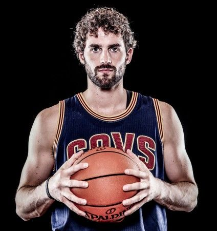 Intense portraits of 2015-16 Cavaliers players from media day