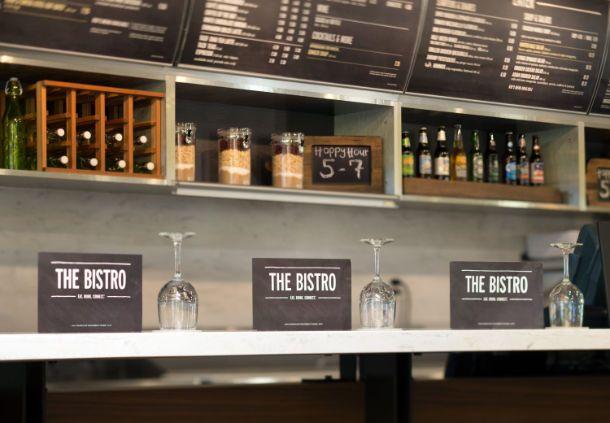 Bistro Bar Happy Hour Torrance - Courtyard Los Angeles Torrance/Palos Verdes | CA 90505