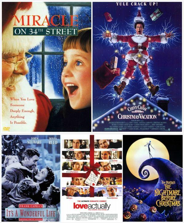 Weihnachtsfilme bringen die ganze Familie zusammen!