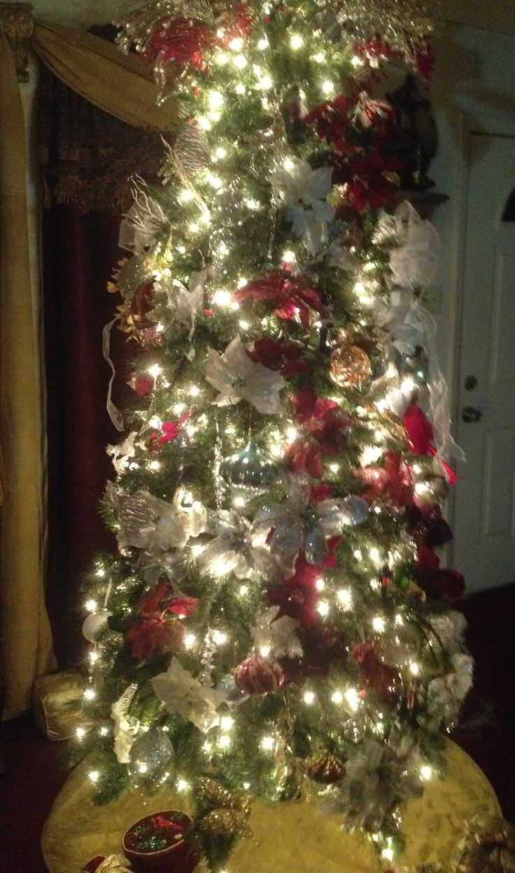 Pin by MARY LOUISE BARNES on Christmas trees Christmas