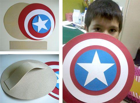 Escudo capitão america                                                                                                                                                                                 Mais