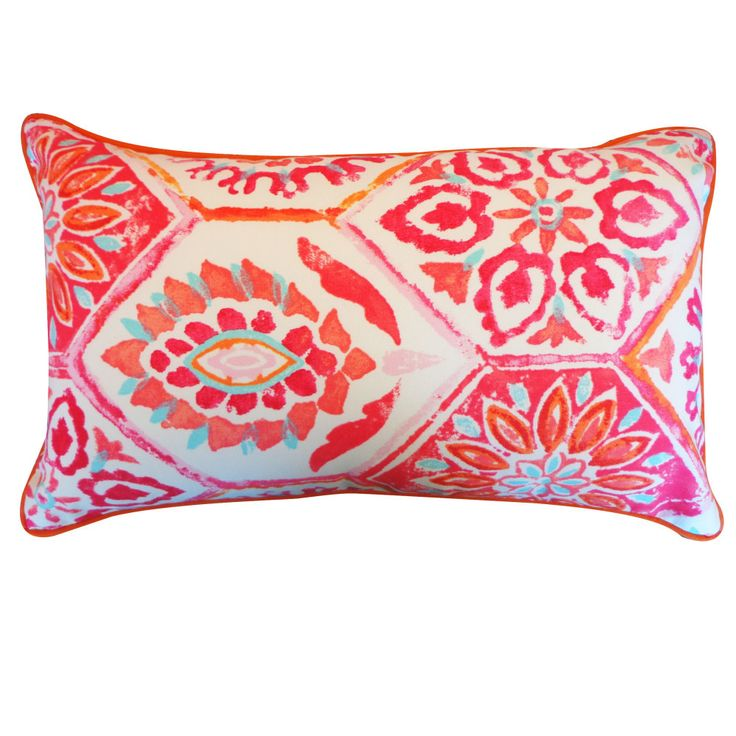 Palermo Pink Pillow