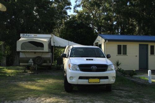 Ensuite Caravan Sites - BIG4 Harrington Holiday and camping park