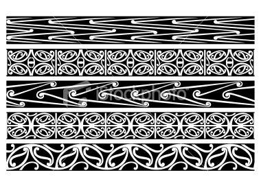 koru art | Kowhaiwhai - Koru Patterns Royalty Free Stock Vector Art Illustration