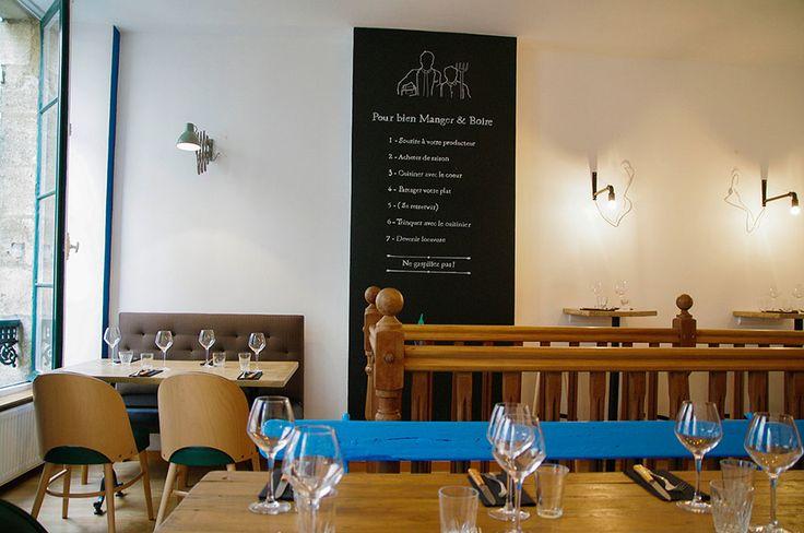 Belle Campagne restaurant locavore à Bordeaux
