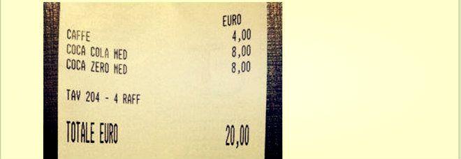 Sicuramente non se lo aspettava che quella foto su Twitter avrebbe creato una vera e propria reazione a catena. http://tuttacronaca.wordpress.com/2013/11/20/un-caffe-e-due-coca-cole-a-20-euro-questo-lo-scontrino-di-volo-a-firenze/
