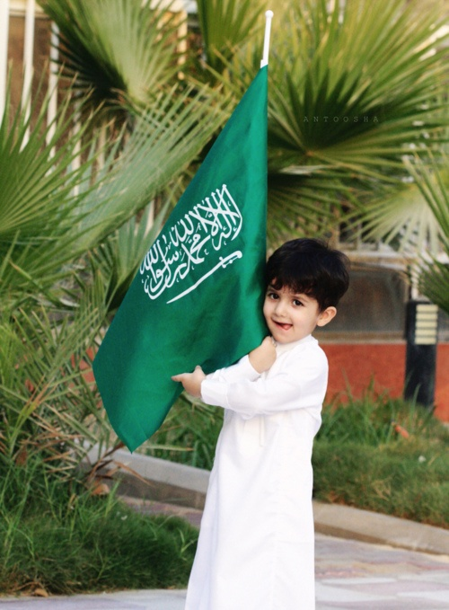 May the children of Saudi Arabia who love their homeland, love the King over all nations even more.
