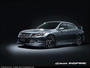 2008 Honda Inspire Tuning by Mugen - http://sickestcars.com/2013/05/30/2008-honda-inspire-tuning-by-mugen/