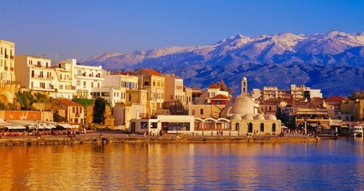 Pontos turísticos em Creta   Grécia #Creta #Grécia #europa #viagem
