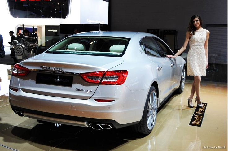 2016 maserati quattroporte best version