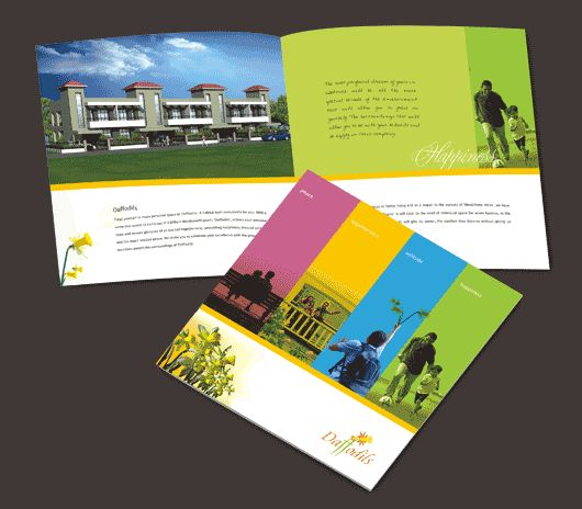 brochure for education