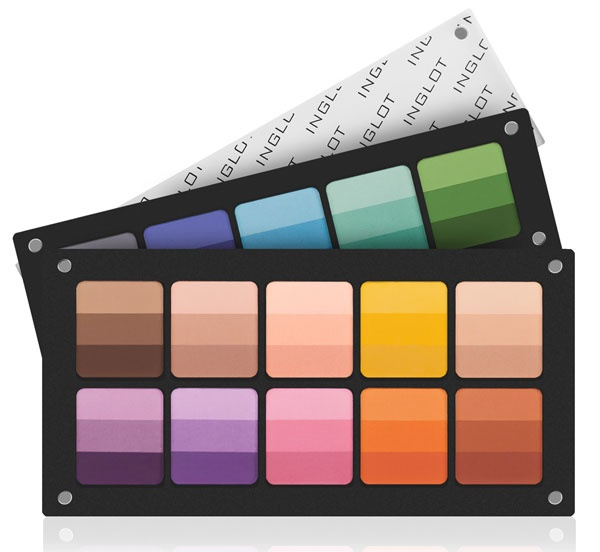 Inglot Freedom System, available at selected Woolies stores. We love it! #Beauty