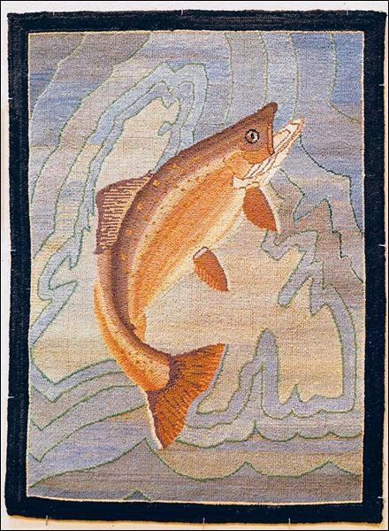 Best 2730 Traditional Rug Hooking Images On Pinterest