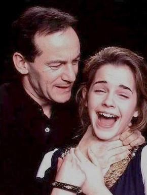 Jason Isaacs Emma Watson (Lucius Malfoy the Mudblood Hermione Granger!) ~ Harry Potter Series