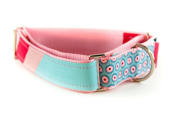 Martingale Dog Collar Martingale Collar Handmade Dog by PuppyRiot