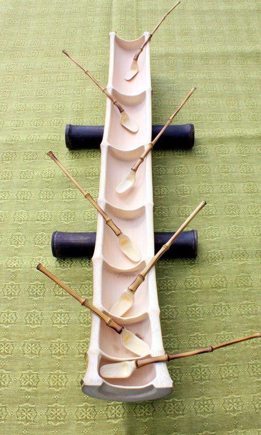Japanese Bamboo Dish                                                                                                                                                                                 More