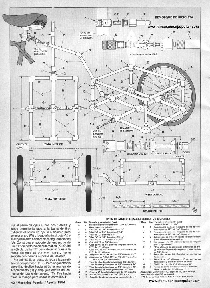 Mi Mecánica Popular - img28/carrito bicicleta ago84-bg