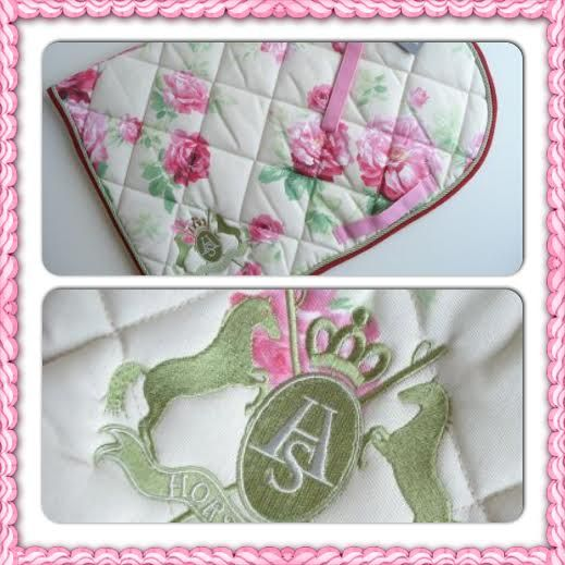 Laura Ashley pads