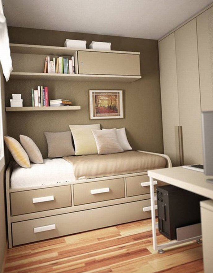 Fitted bedroom furniture for small rooms - https://bedroom-design-2017