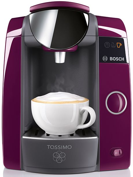 Purple Coffee Maker | Bosch Tassimo Joy | Appliancist