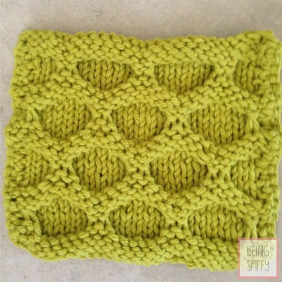Farmhouse Kitchen Knitted Dishcloth: 1000+ Ideas About Knit Dishcloth Patterns On Pinterest