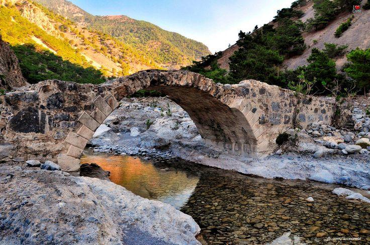 Samaria. Chania, Crete, Greece