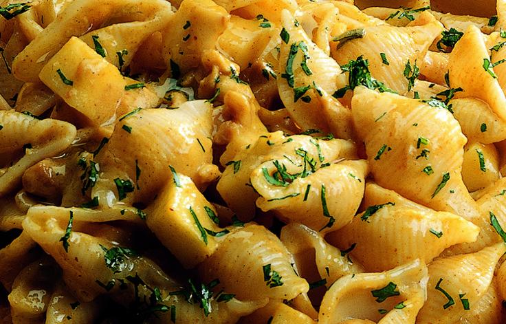 Insalata di pasta al curry