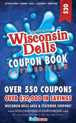 Deals and Steals! Over $20,000 in Savings. Don't leave home without it!