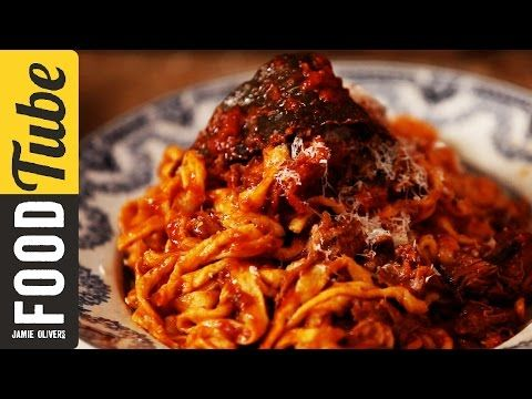 Perfect Tomato and Mozzarella Linguini | Gennaro Contaldo - YouTube