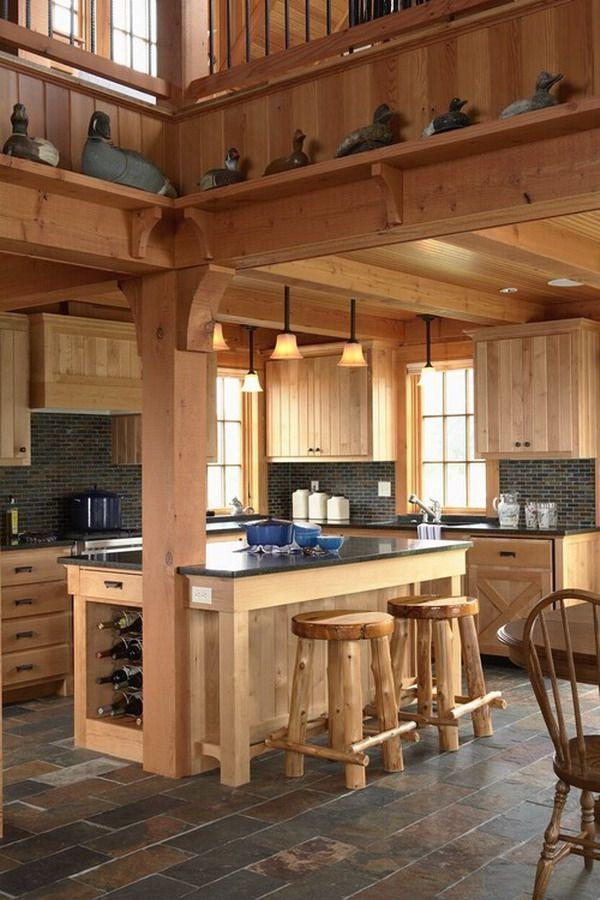 Rustic Kitchen Theme